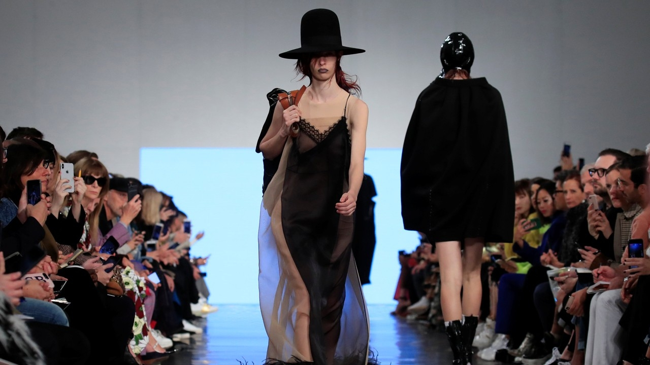 Galliano fashion designs
