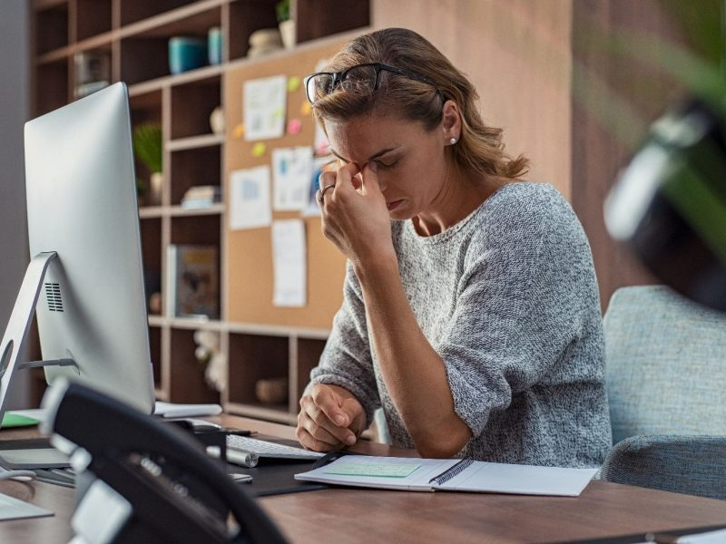 Migraines and Menopause…What's the connection?